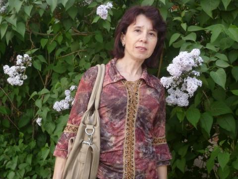 Портрет - Лилия Марсовна Юзкаева