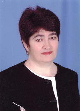 Портрет - Кетевана Абесаломовна Гудина