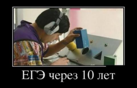 10 лет егэ - Елена Евгеньевна Ивченко