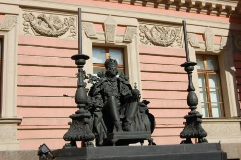 Павел I - Надежда Семеновна Сешко