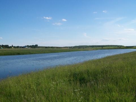 река ГЗА