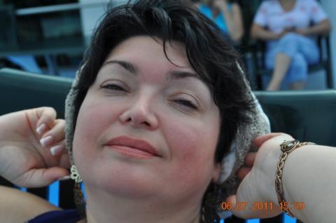Портрет - Елена Сергеевна Савранская