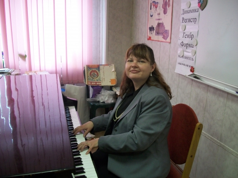 Портрет - Виктория Владимировна Федотова