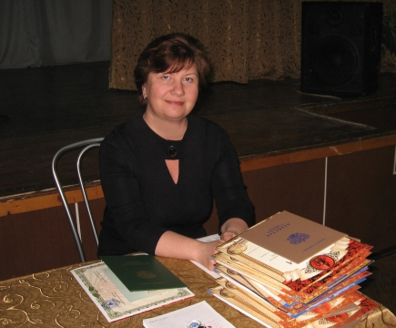 Светлана Борисовна Петроченко - Лицей № 572
