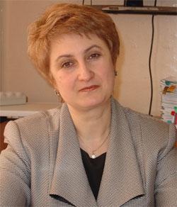 Портрет - Елена Анатольевна Захарова